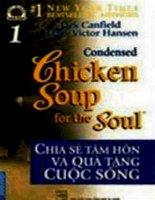 Chicken Soup for the Soul - Chia sẻ tâm hồn và quà tặng cuộc sống pot