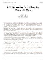 Lời Nguyền Nơi Kim Tự Tháp Ai Cập pdf