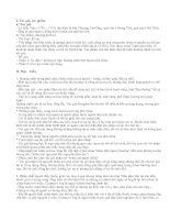 Soạn bài Vào phủ chúa trịnh Lê Hữu Trác - văn mẫu