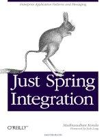 Just Spring Integration potx