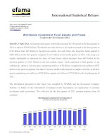 Worldwide Investment Fund Assets and Flows Trends in the First Quarter 2012 pdf