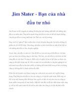 Jim Slater - Bạn của nhà đầu tư nhỏ ppt
