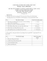 đề thi thực hành-lắp đặt thiết bị cơ khí-mã đề thi lđtbck – th (15)