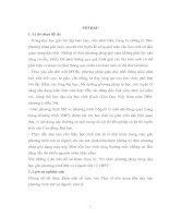PHẠM HỒNG PHƯƠNG    TRI THỨC PHƯƠNG PHÁP TRONG DẠY HỌC GIẢI PHƯƠNG TRÌNH MŨ VÀ LÔGARIT   LỚP 12 TRUNG HỌC PHỔ THÔNG                     TẮT LUẬN VĂN THẠC SĨ KHOA HỌC GIÁO DỤC