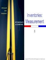 Intermediate Accounting - Chap008 doc