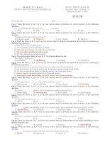 trường thpt chuyên huỳnh mẫn đạt - đề thi anh văn 12 học kì 2 (đề số 358)