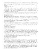 Phân tích 8 câu thơ đầu Tây Tiến – Quang Dũng - văn mẫu