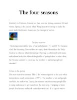 The four seasons doc
