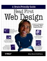 Head First Web Design ppt