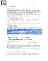 Đánh số trang tự động trong word
