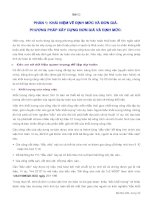 Lập dự toán xây dựng cơ bản - Khái niệm về định mức đơn giá pdf