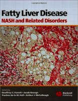 Fatty Liver Disease: NASH and Related Disorders ppt