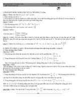 đề tham khảo ôn thi đại học môn toán đề (9)