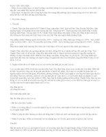 """Tìm hiểu bài thơ """"Đàn ghita của Lorca"""" (Thanh Thảo) - văn mẫu"""