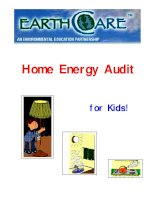 Home Energy Audit for Kids! pot