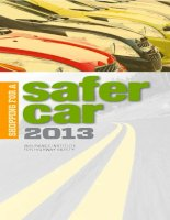 Safer car 2013 insurance institute for highway safety docx