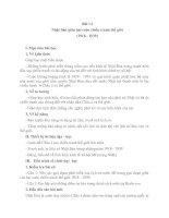 giáo án bài 14 nhật bản giữa hai cuộc chiến tranh thế giới (1918 - 1939) - lịch sử 11 - gv.ng.t.duy