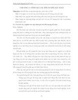 Giáo trình Nguyên lý kế toán - CHƯƠNG 5: TÍNH GIÁ CÁC ĐỐI TƯỢNG KẾ TOÁN ppt