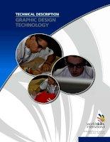 TECHNICAL DESCRIPTION graphic design technology ppt
