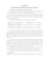 CHƯƠNG 7 CÁC NGUYÊN TỐ NHÓM IB ( ĐỔNG - BẠC - VÀNG ) pot