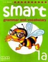 smart grammar ang vocabulary 1a
