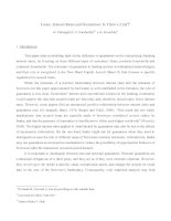 Loans, Interest Rates and Guarantees: Is There a Link? pdf