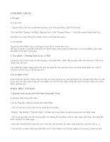 Tìm hiểu đoạn trích Vào phủ chúa Trịnh - văn mẫu