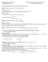 đề tham khảo ôn thi đại học môn toán đề (2)