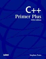 C++ Primer Plus pot