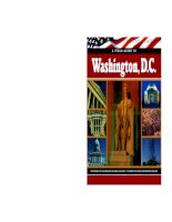A Field Guide To Washington, D. C doc