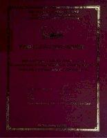 Hiệp ước Basel 2 - Những đổi mới căn bản và thách thức đối với hệ thống ngân hàng Việt Nam trong bối cảnh hội nhập tài chính quốc tế