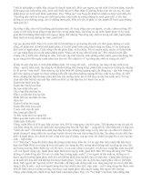 Phân tích vấn đề nhân sinh trong tác phẩm Mùa lạc của Nguyễn Khải - văn mẫu