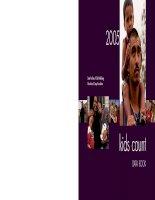 Kids Count Data Book, 2005 pdf