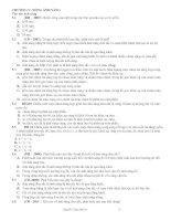 Trắc nghiệm sóng ánh sáng pdf