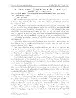 ĐỀ tài kế TOÁN TIỀN LƯƠNG và các KHOẢN TRÍCH LƯƠNG