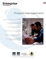 Project Management The World's Best Business System ppt