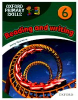 Reading and writing 6 pot