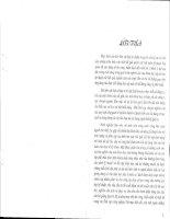 Tuyện tập các bài toán giải sãn môn sức bên vật liệu - Tập 1 pptx