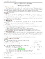 tóm tắt lý thuyết và bài tập chương 1 vật lý 10