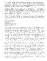 Phân tích bài thơ Đàn ghita của Lorca - văn mẫu