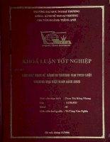 Các quy định về hành vi thương mại theo luật Thương mại Việt Nam năm 2005