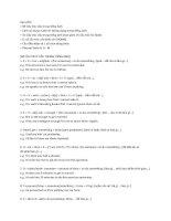 84 cấu trúc câu trong tiếng anh và 7 giới từ thông dụng trong tiếng anh
