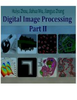 Digital Image Processing Part II pdf