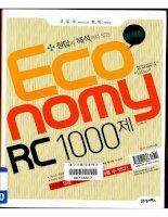 Ebook Economy TOEIC RC 1000 Volume 1