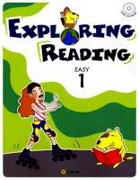 exploring reading easy 1