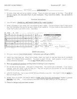 Đề kiểm tra môn sinh học quốc tế - Ngôn ngữ tiếng anh ( Đề 7 )
