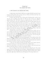 Phần 3: Chương 2: Tác phẩm trữ tình - Lý luận văn học pot