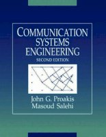 SOLUTIONS MANUAL Communication Systems Engineering Second EditionJohn G. Proakis ppt