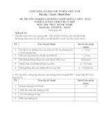 đề thi thực hành-lắp đặt thiết bị cơ khí-mã đề thi lđtbck – th (5)