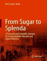 From Sugar to Splenda pptx
